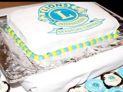 Bradford Lions Club Logo