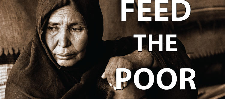 Food Aid – Feed the Hungry