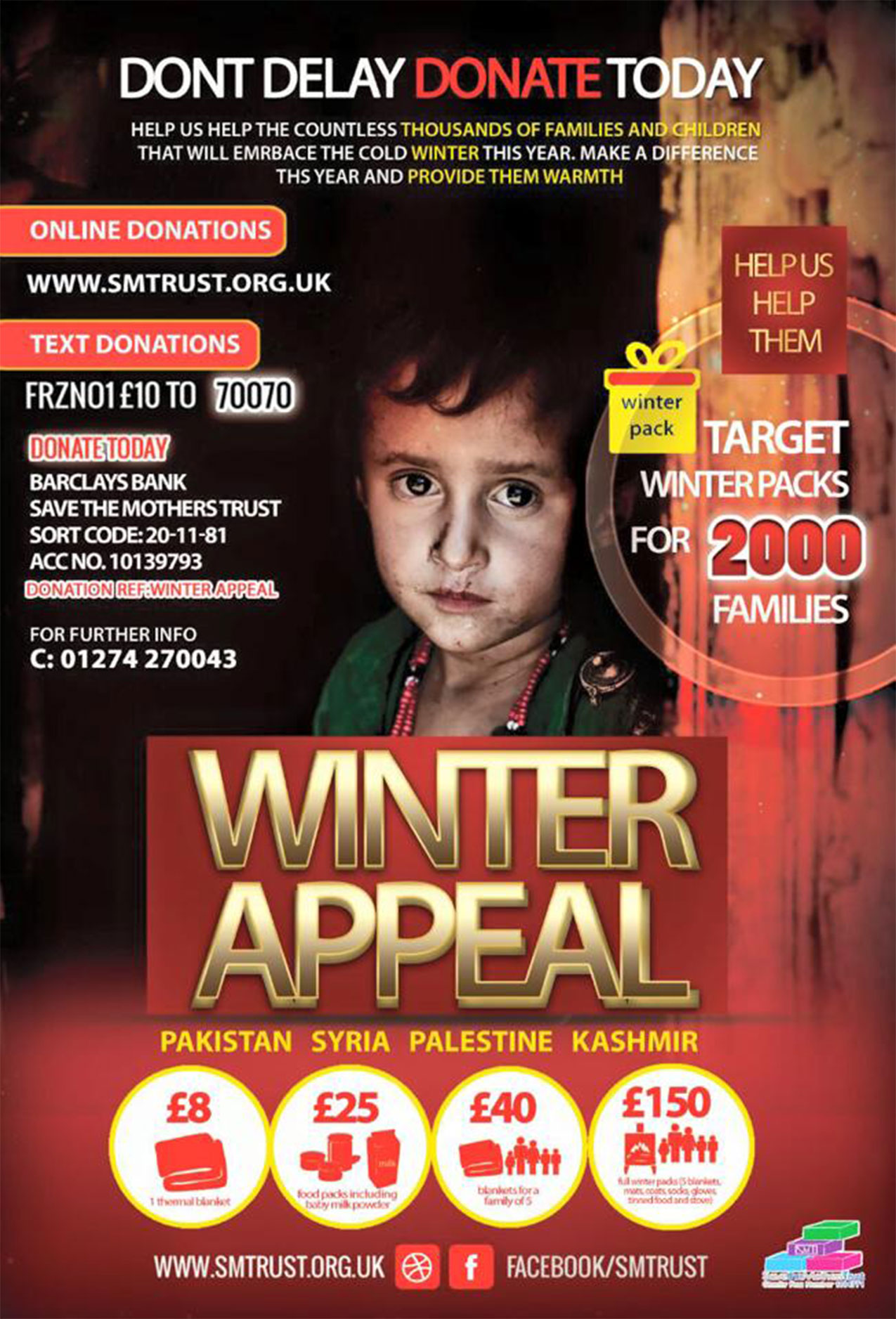 Winter Appeal 2014 Syria
