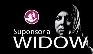 Sponsor A Widow