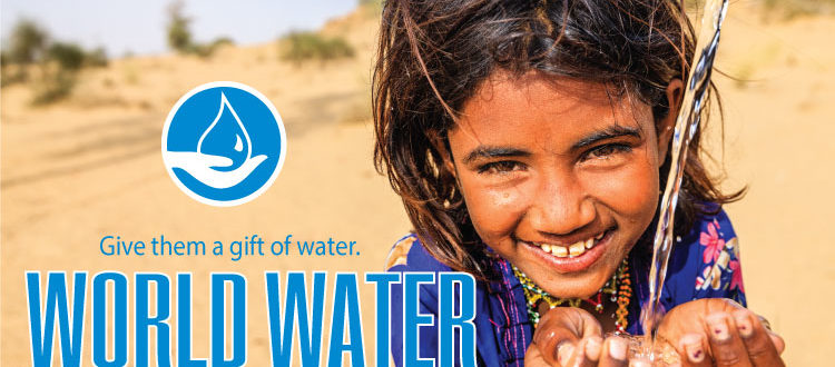 Give the Gift of Water