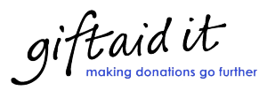 gift aid it - make donations go further